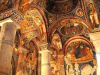 Cappadocia Goreme Open Air Museum frescoed church