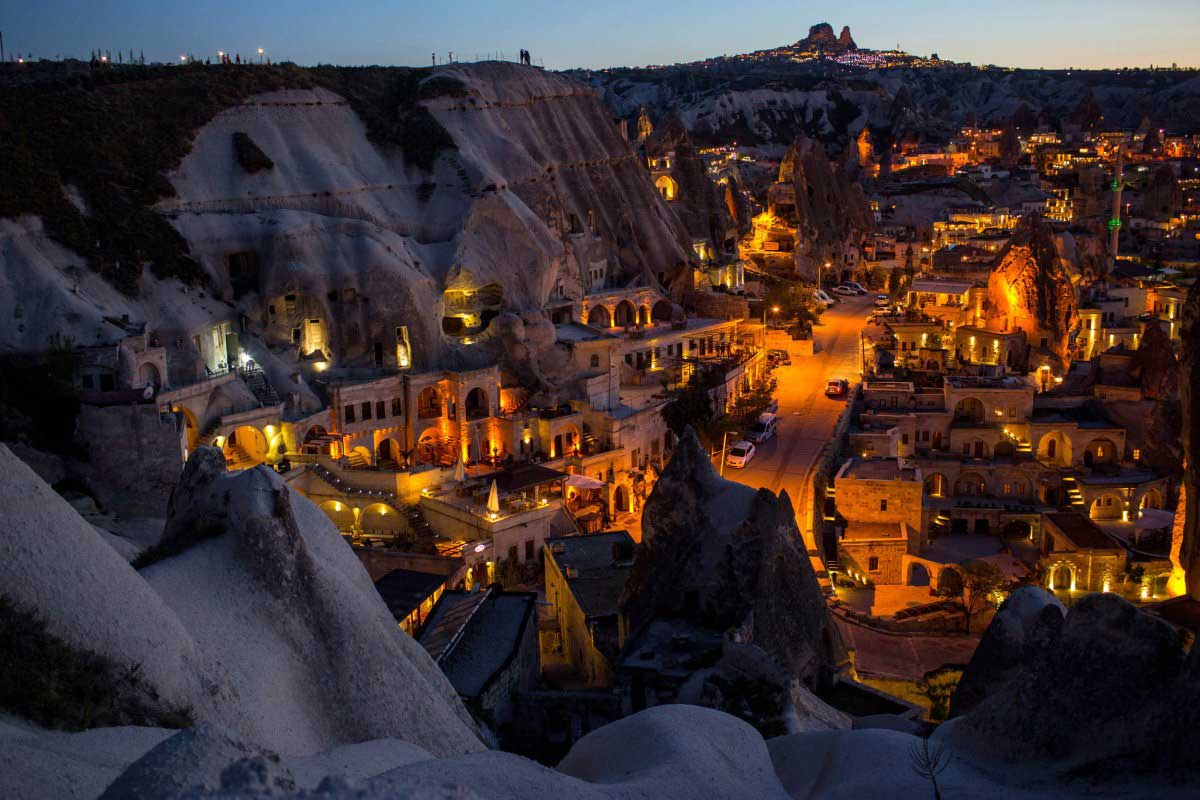 7 Days Istanbul - Ephesus - Pamukkale and Cappadocia By Plane By Bus