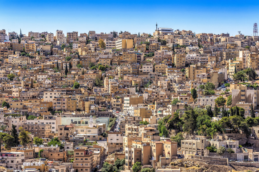 Full Day Amman City Tour
