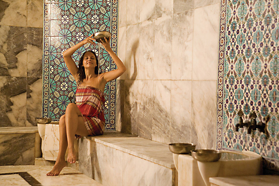 TURKISH BATH TOUR Antalya