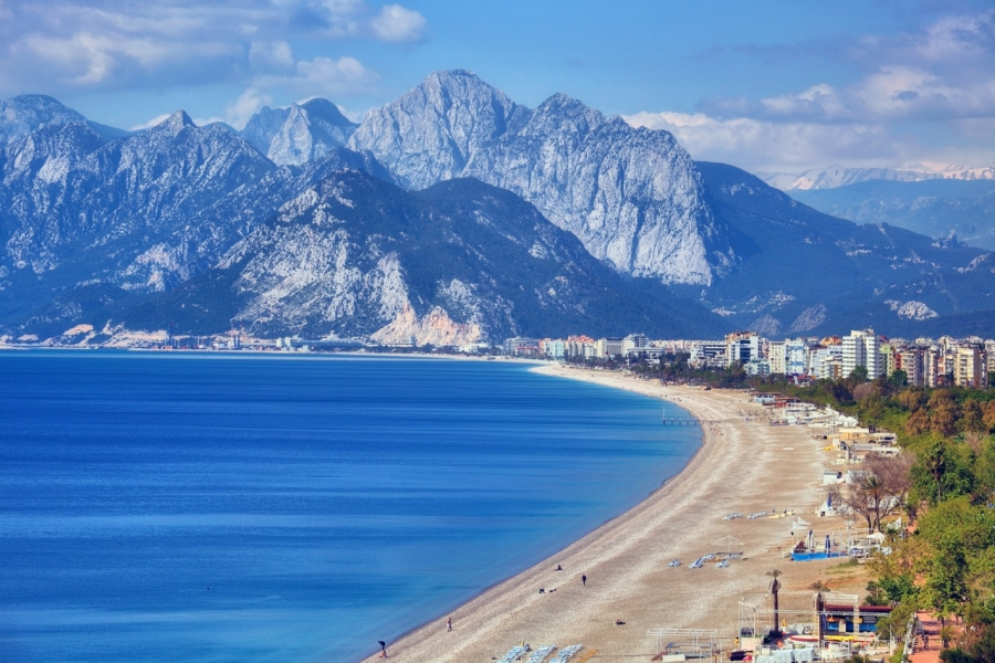 10 Days Antalya Tour