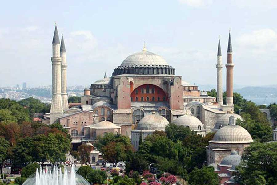 10 Days Istanbul, Troy, Ephesus, Pamukkale, Bursa Tour By Plane By Bus