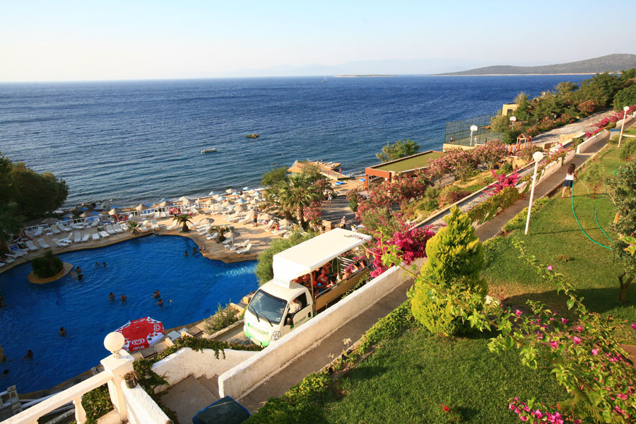 14 DAYS BODRUM VACATION