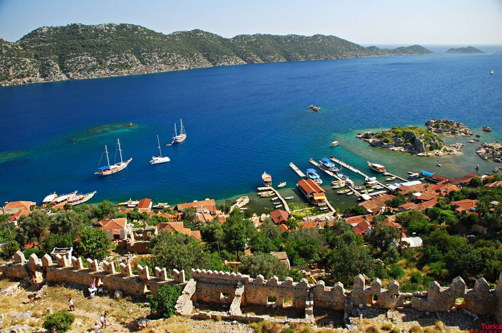 3 DAYS OLYMPOS TO OLUDENIZ BLUE CRUISES