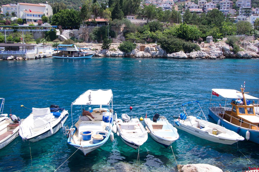 4 DAYS FETHIYE TO 12 ISLANDS BLUE CRUISES