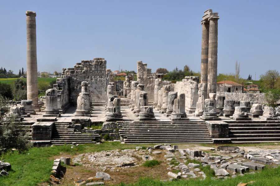 4 Days Ephesus - Milet, Priene, Didyma by Bus