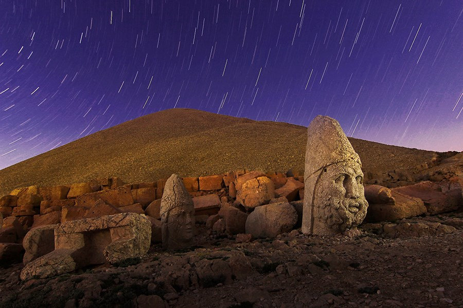 Mt. Nemrut, Sanliurfa and Harran Tour from Cappadocia