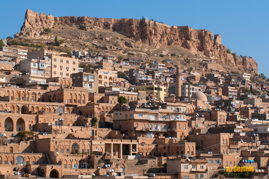 1 Night 1 Day Mardin Tour from Istanbul by Plane