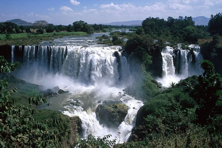 DUDEN WATERFALLS TOUR