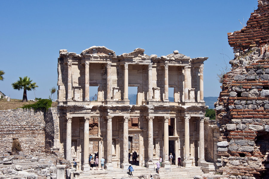 5 Days Ephesus - Cappadocia by Plane By Bus