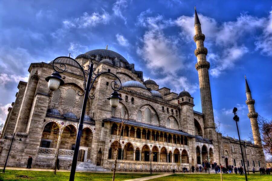 4 DAYS UMRAH TOUR ISTANBUL