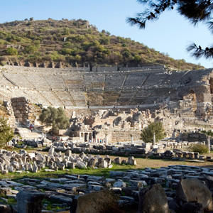 7 Days Cappadocia Konya Pamukkale Ephesus Pergamon Troy & Gallipoli Tour by Plane by bus