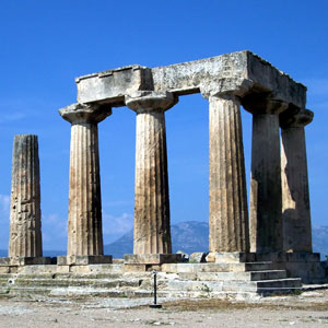 Best of Rome, Athens & Santorini Tour