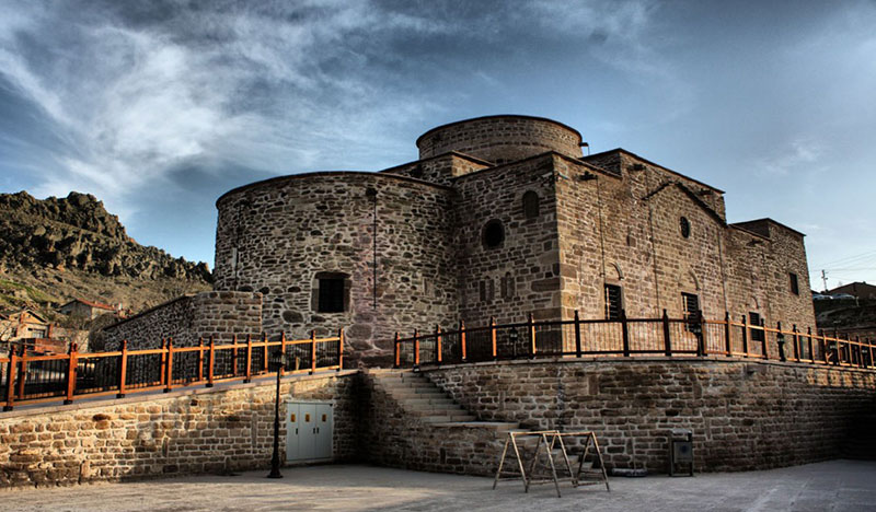 Konya Mevlana Museum & Sille Aya Helena Church Tour