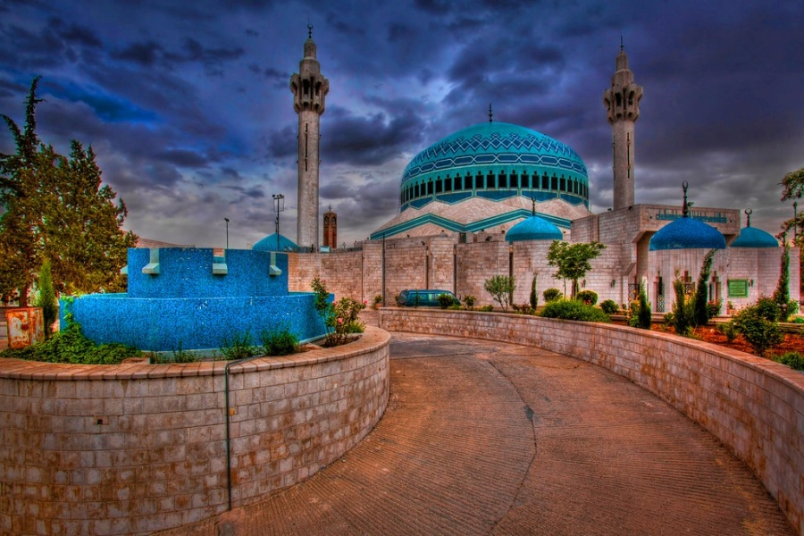 Half Day Amman City Tour