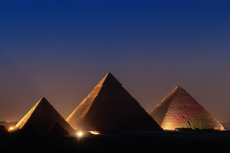 8 Days Pyramids & The Nile by Train