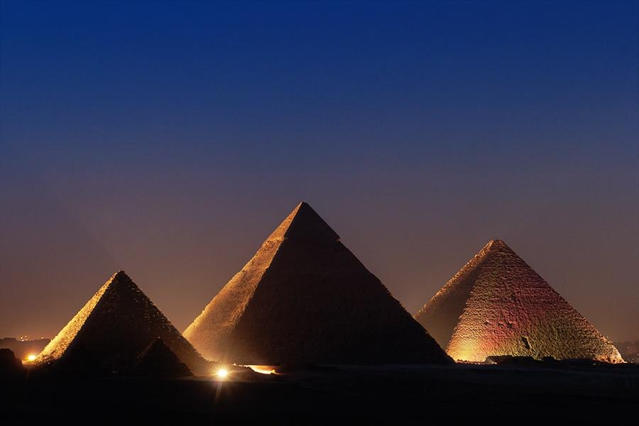 10 Days Round Trip Nile Cruise and Pyramids