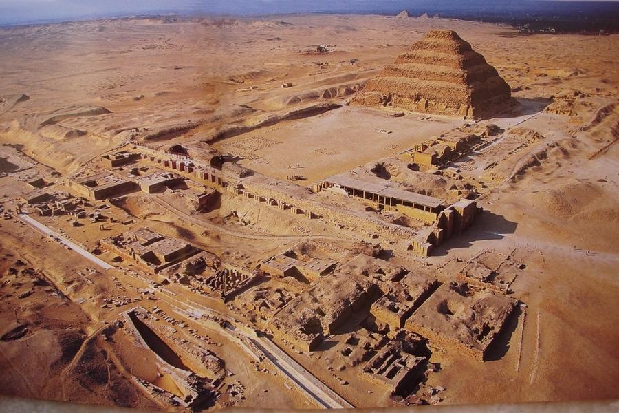 12 Days Pyramids, Nile & Sinai
