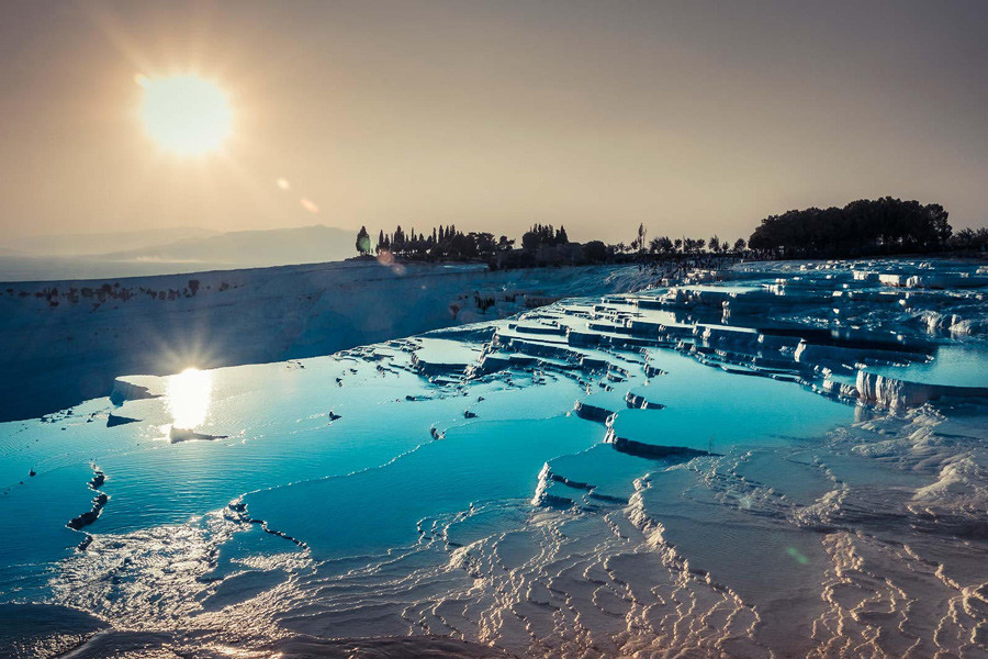 4 Days - Gallipoli - Troy - Ephesus- Pamukkale by Bus