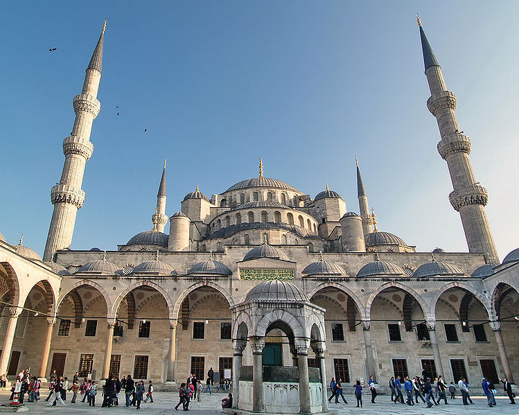 8-Day Tour of Istanbul, Cappadocia, Pamukkale and Ephesus by Plane