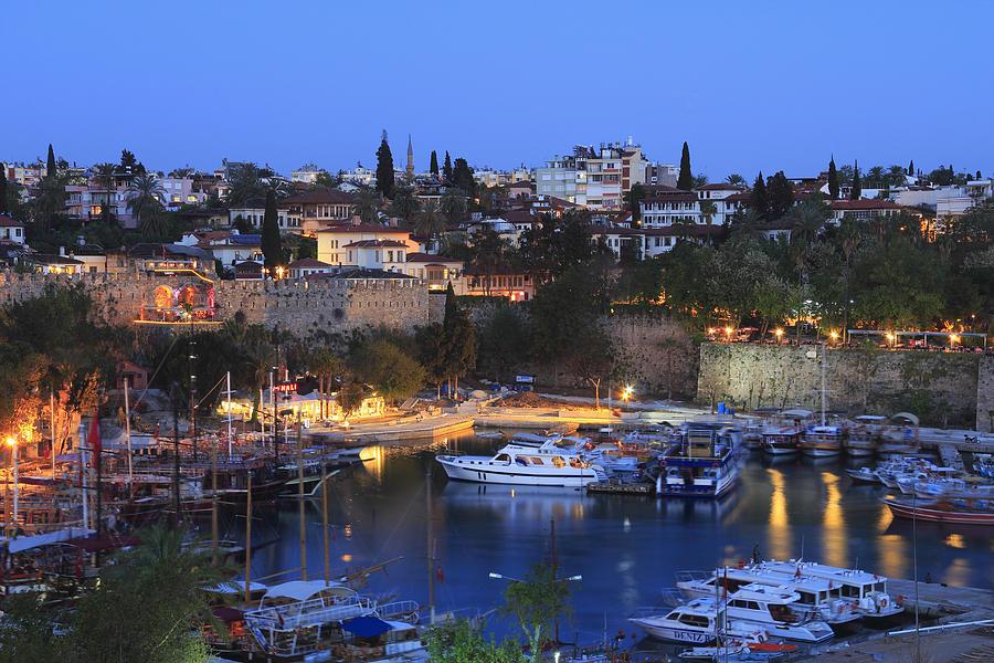 5 Day tour of Ephesus, Pamukkale and Antalya