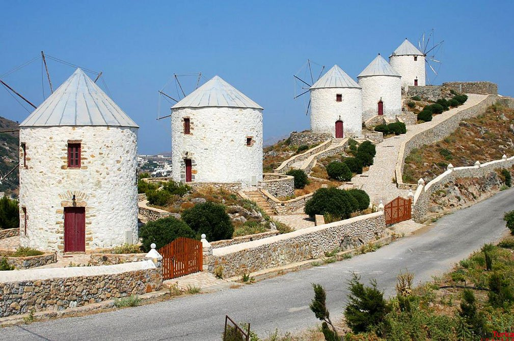 8 DAYS BODRUM - NORTH GREEK ISLANDS  CRUISES