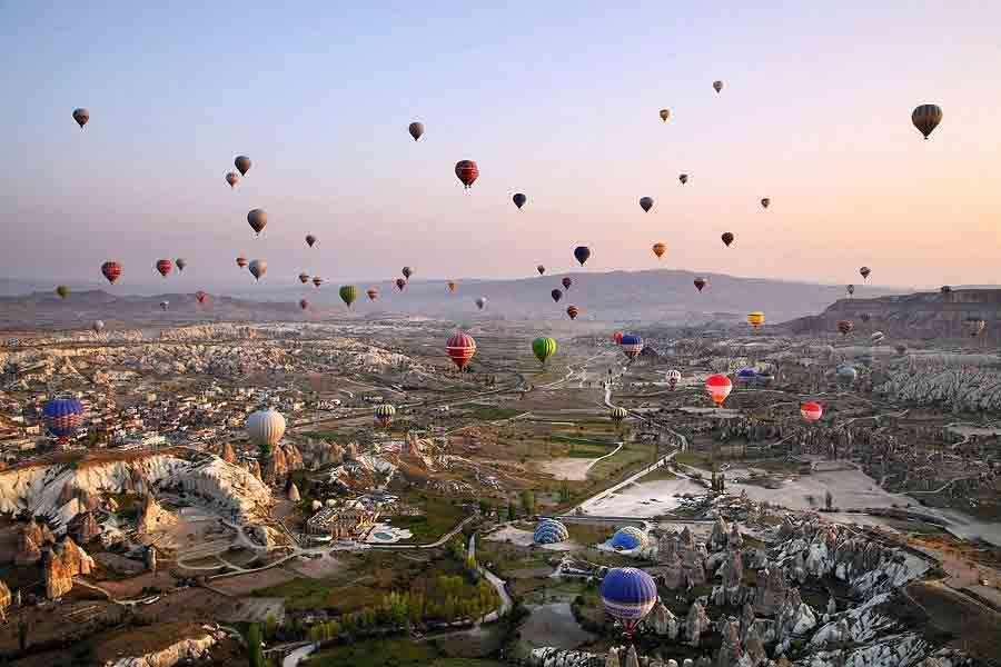 Cappadocia  Honeymoon 4 days private tour