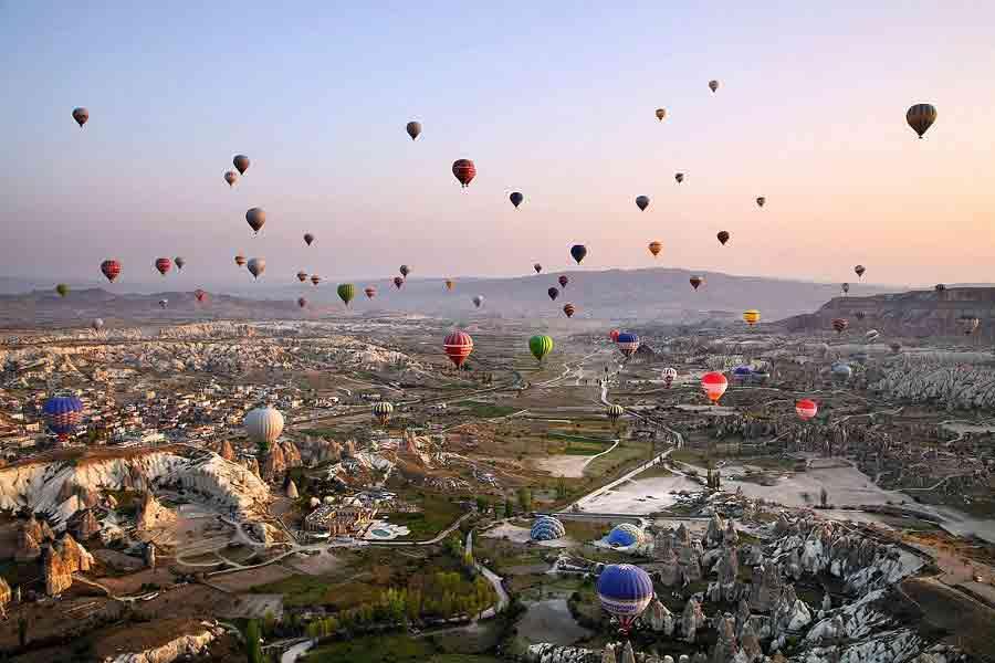 1 Week Istanbul Cappadocia By Plane