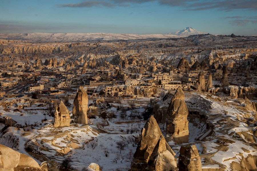 4 Days in Cappadocia & Antalya by Bus By Plane