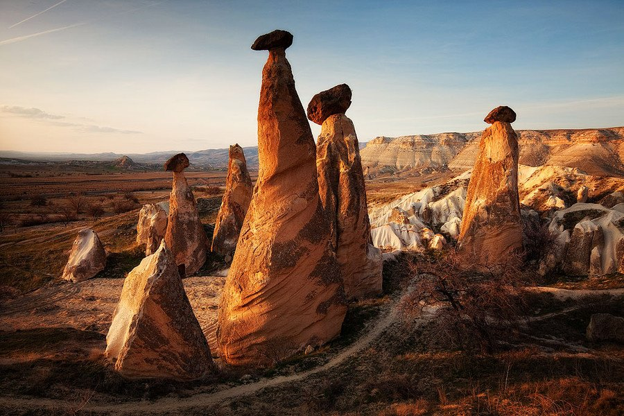 1 Day Regular Cappadocia Tour  by Plane