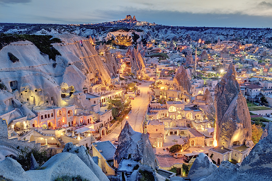 2 Days Istanbul Cappadocia by Overnight Bus