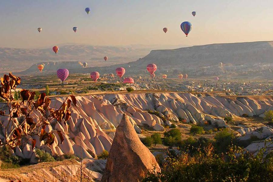7 Day Istanbul Cappadocia Pamukkale Ephesus by Bus