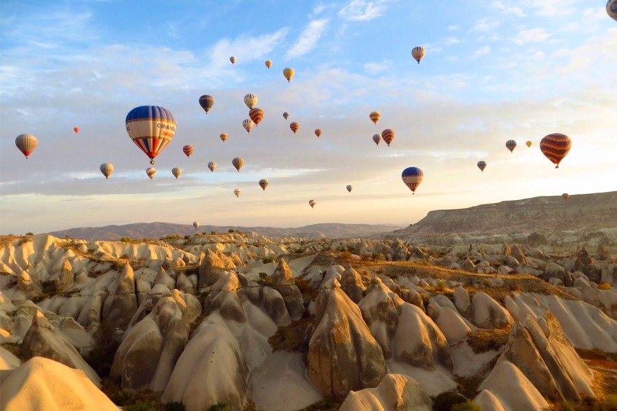 5 Days in Cappadocia by Plane
