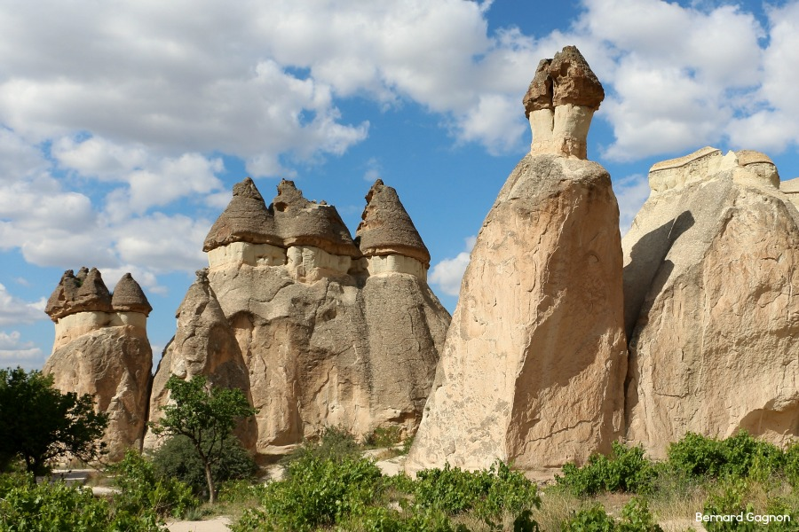 4 Days Cappadocia Antalya  Pamukkale By Bus