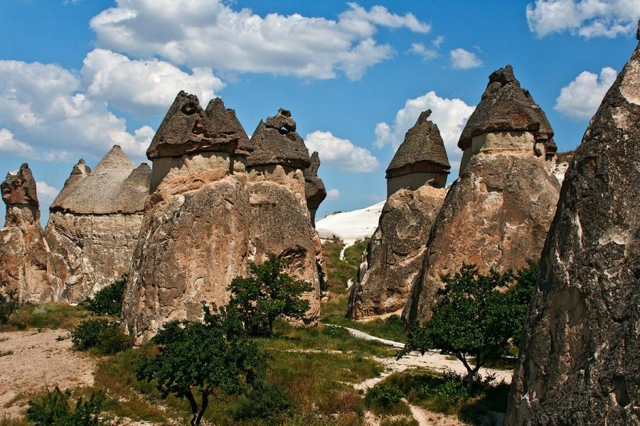 5 Days Ephesus Pamukkale Cappadocia By Plane By Bus