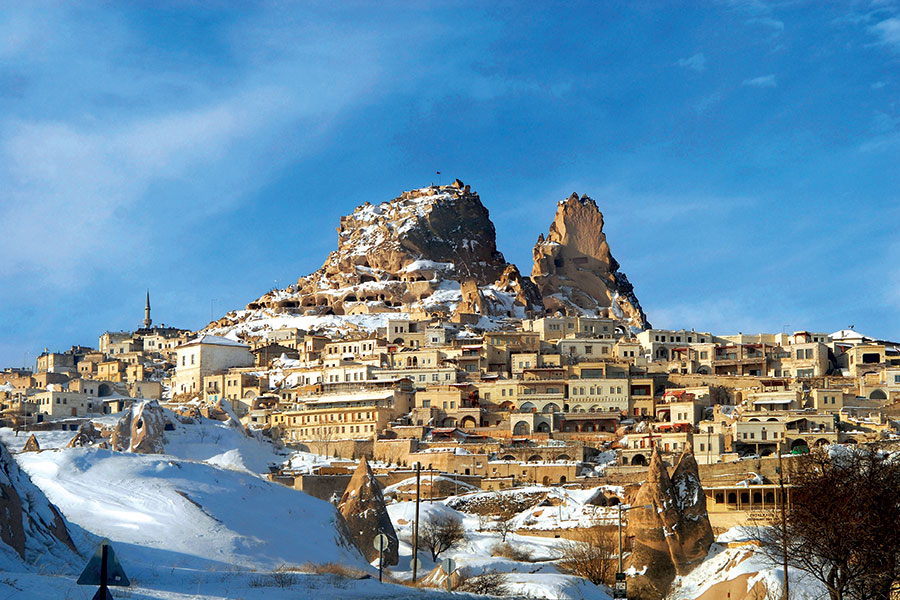 5 Days Istanbul & Cappadocia Tour By Bus