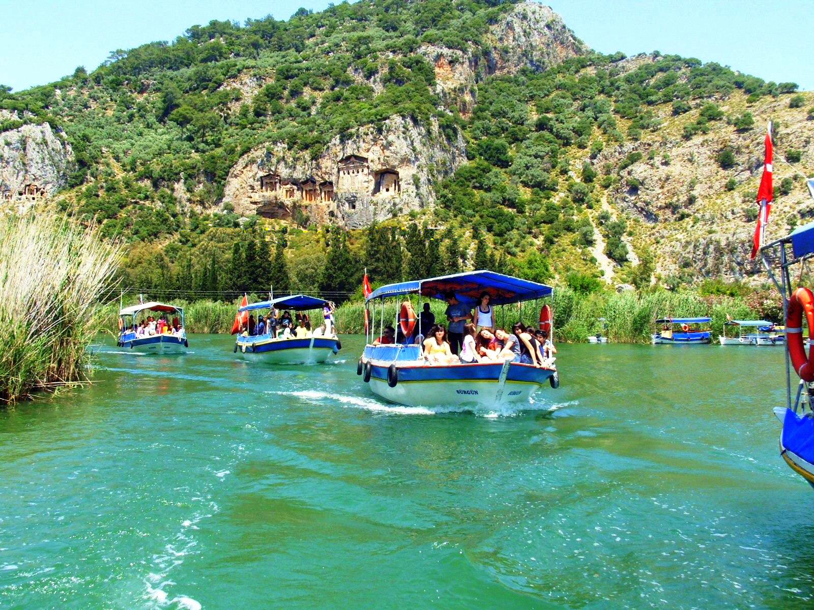 DALYAN TOUR FROM BODRUM