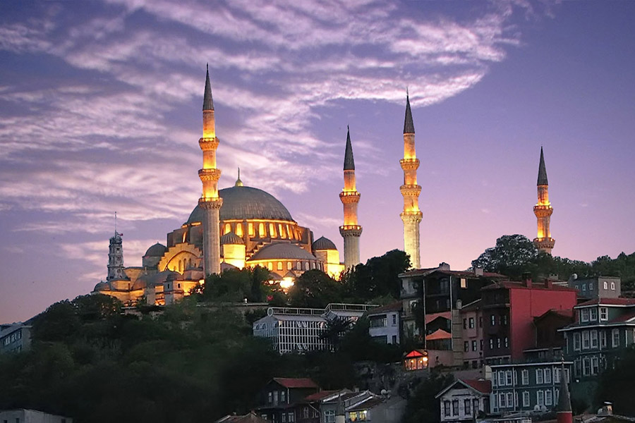 5 Days Turkey Express Tour: Istanbul, Pamukkale, Ephesus, and Cappadocia