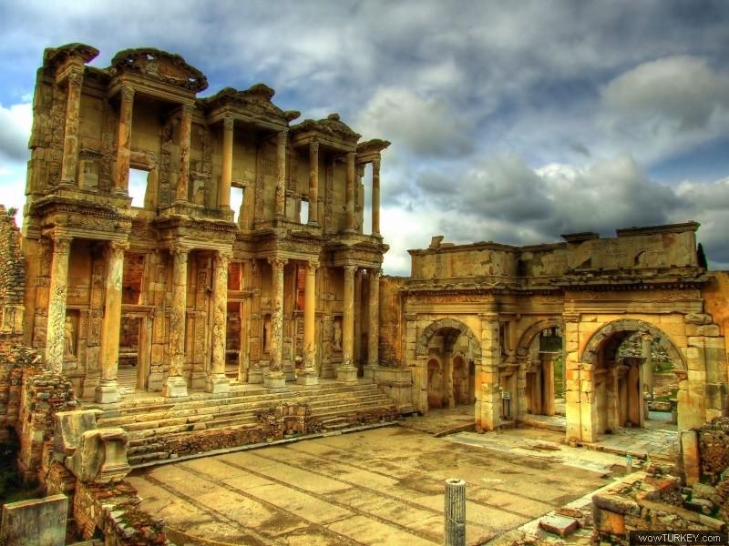 Ephesus Tour By Plane