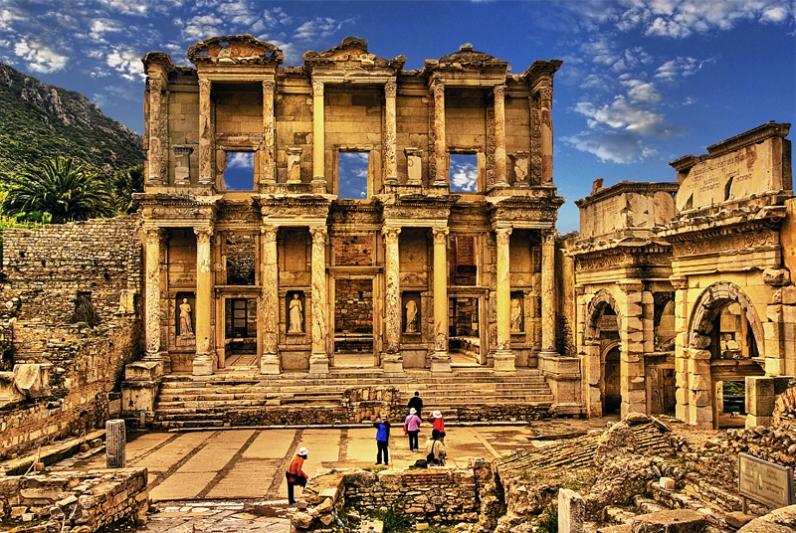 8 Days Istanbul Cappadocia Konya Pamukkale Ephesus By Bus By Plane
