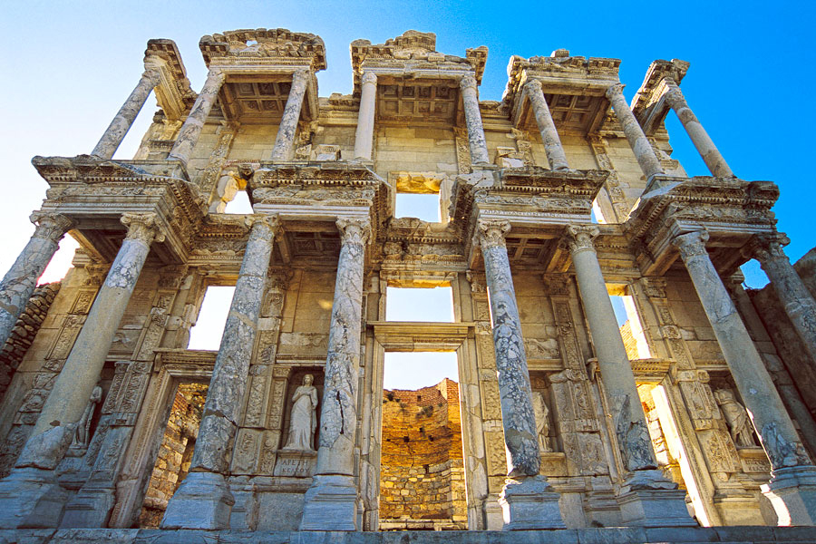 Ephesus, House of the Virgin Mary Tour