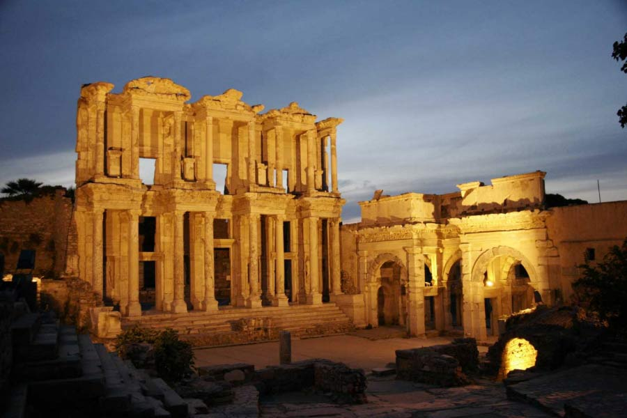 2 Days Ephesus and  Pamukkale Tour  from Izmir Aırport