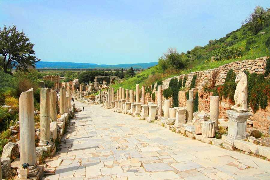 FULL DAY PRIVATE GUIDED EPHESUS TOUR