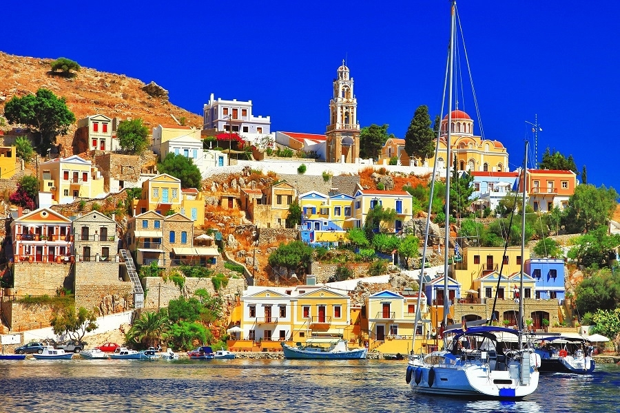 "8 Days / 7 Nights Cruise ""Idyllic Aegean"""