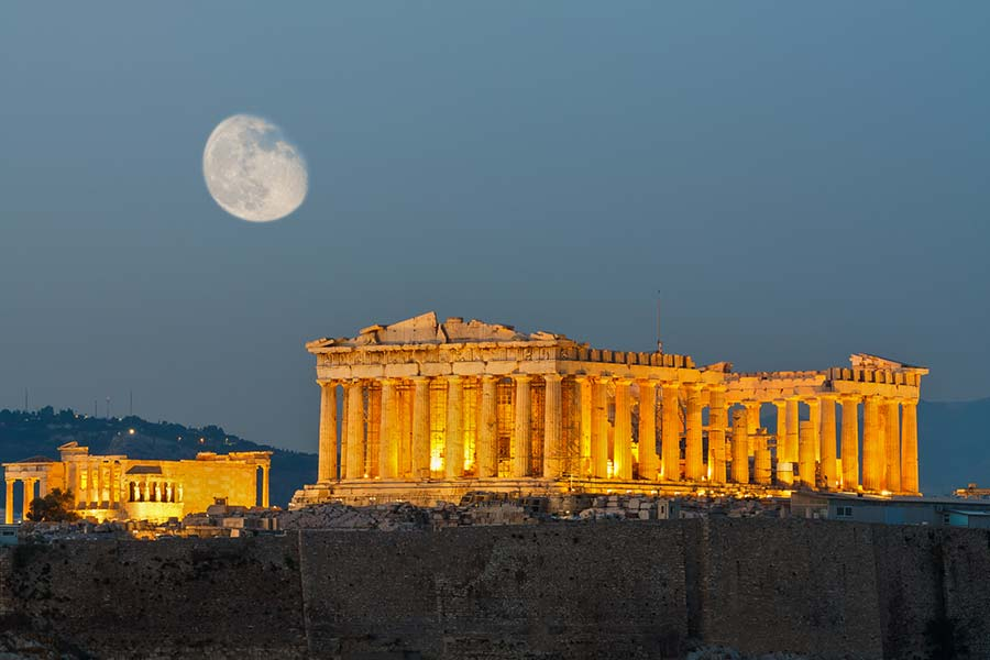 Greece Vacations & Tours