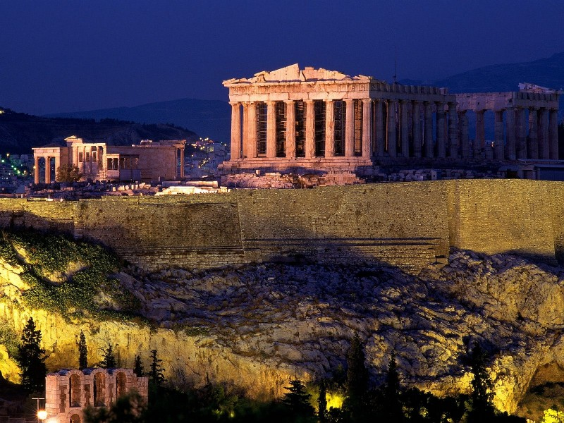 Athens Highlights Walking Tour