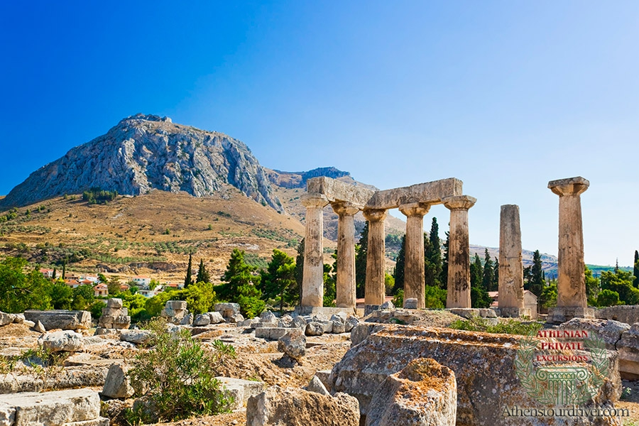 Yuki Tour » Ancient Corinth Tour