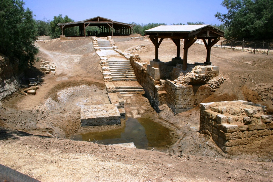 Baptism, Madaba, Nebo, Mukawer Tour