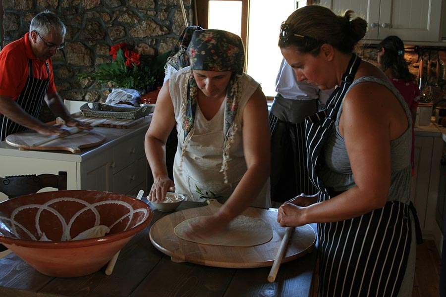 Authentic Greek Cooking Class
