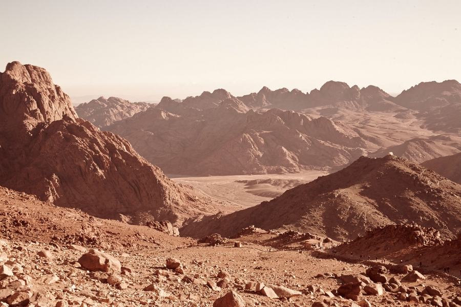 2 Day Trip to Sinai Mountain and St. Catherine